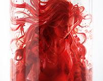 BLOOD WOMAN