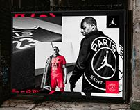 PSG X Jordan.