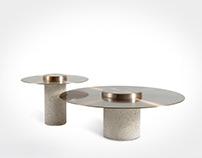 CANOTIER TABLES — ROCHE BOBOIS