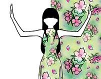 Dress pattern design