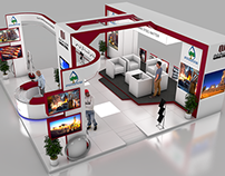 Exhibition stand Qatar