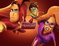 HyperHeroes Hipercard