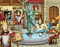 Puzzle - Worldynasty