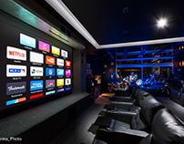 Cine! / Home Theater / interiorDesign