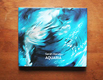 Sarah Harvey Aquaria Book & Invitation
