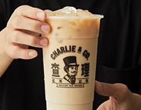 Branding|Charlie & Co. 查理紅茶公司