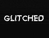 Glitched Font