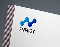 Logo for energetic company