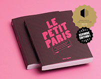 Le Petit Paris – urbanism design book