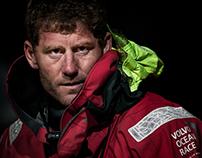 Volvo Ocean Race - Skippers Portraits