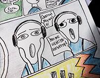 Комикс «Встреча...»