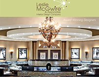Jewelry Stores: Interior Design by Leslie McGwire
