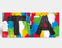 "ATATA Full Album ""ATATA"" - Jacket"