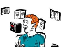 Mark Zuckerberg for Esqire Russia