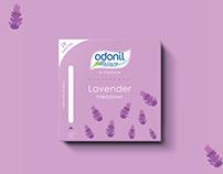 Odonil Air Freshener : Packaging Redesign