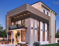 Modern Villa in Chad