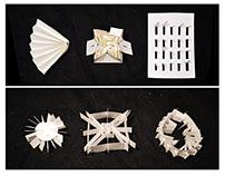 Spacial Exploration-Paper cube
