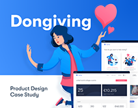 Dongiving • Case Study