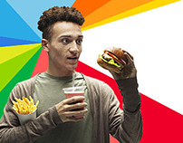 Just Eat: Find Your Flavour, London