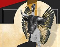 Red Bull meets Art Movements Constructivism and Pop Art