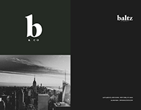Baltz & Co. | Brand Identity