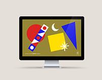 Lefty Le Mur screen illustrations