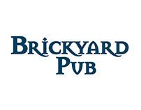 Brickyard Pub Logo