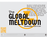 The Global Meltdown Infographic