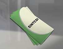 SINTESI | Leaflet