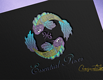 Essential Pisces Logo Design