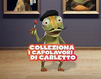 I Capolavori di Carletto