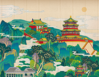 the Summer Palace | 颐和园