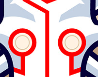 Juggernaut Gaming Mascot Logo | DOTA 2 | Esports Logo