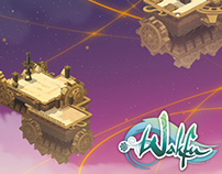 WAKFU MMO - Background
