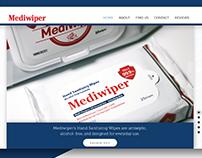 Mediwiper Website Creation