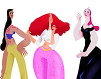 Glam Ladies