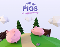 Life of Pigs
