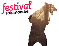 Festival Salamandre Website