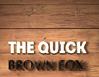 The Quick Fox