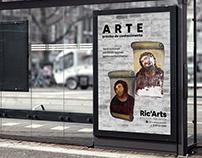 Mídia Externa - Ric'Arts