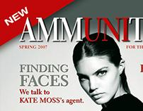 Ammunition magazine
