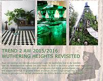 Wuthering Hights AW 2015/2016 womenswear
