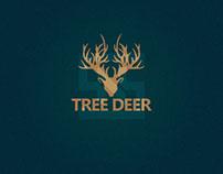 Tree Deer Logo