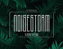 NoiseStorm Font Duo
