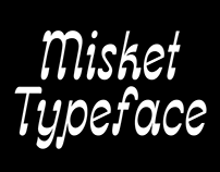 Misket Typeface
