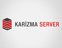 Karizma Server Logo Design