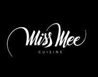 Miss Mee brand identity