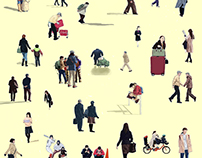 People are crowding together (Mar. 2017) 7541/2017C