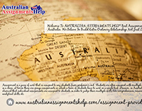 Australian Assignment Providers