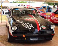 Exhibición Carrera Panamericana